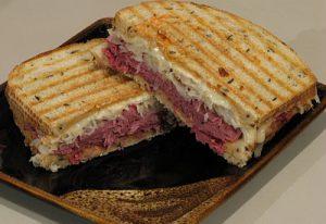 Grilled Reuben Sandwich
