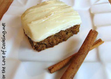 Coleen's Spice Cake
