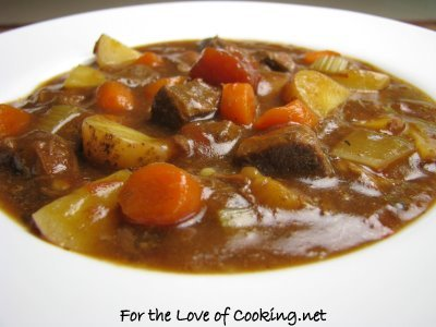 Beef Stew For The Love Of Cooking