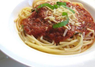 Roasted Tomato, Garlic and Onion Marinara