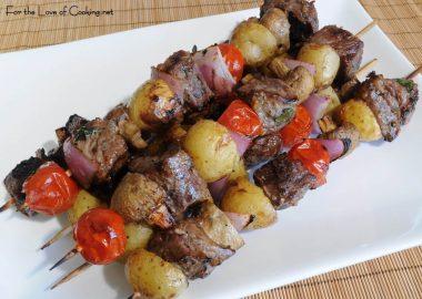 Steakhouse Kebabs