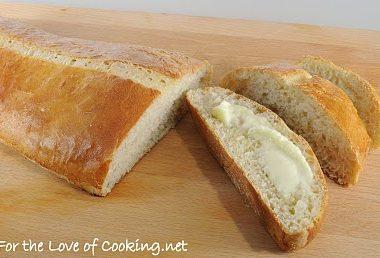 Crusty Italian Bread