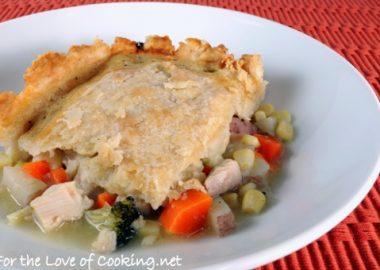 Currié's Chicken Pot Pie