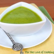 Lemon Basil Vinaigrette