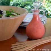 Strawberry Balsamic Vinaigrette