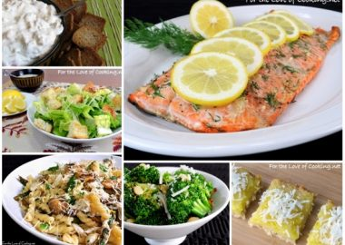 Seafood Feast – Meal Plan