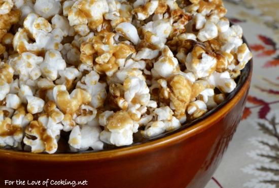 Light Caramel Corn