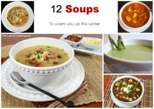 Parade's Community Table - 12 Soups to Warm You Up This Winter