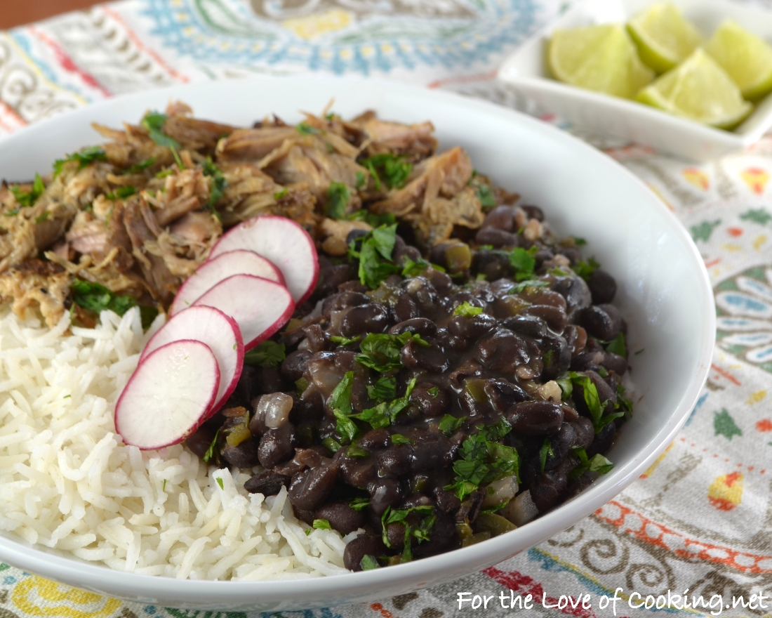 Quick Cuban Black Beans For The Love Of Cooking