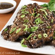 Korean Flanken Short Ribs