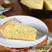 Brown Butter Cornbread