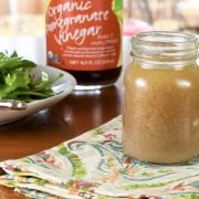 Pomegranate-Mustard Vinaigrette
