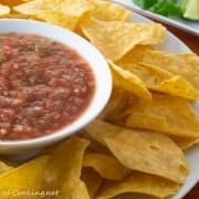 Restaurant Style Salsa