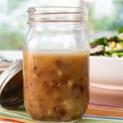 Hot Bacon Vinaigrette
