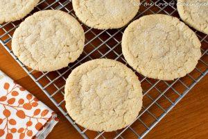 Chai-Spice Sugar Cookies