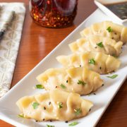 Pork and Ginger Potstickers