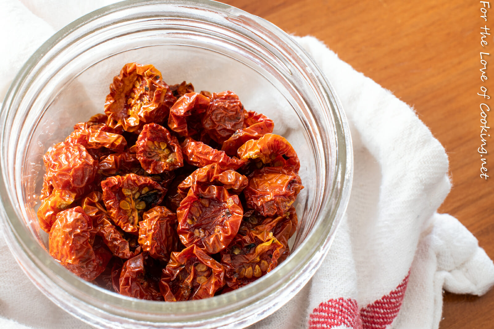 "Oven ""Sun-Dried"" Tomatoes"