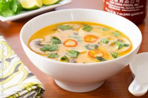 Tom Kha – Thai Coconut Soup