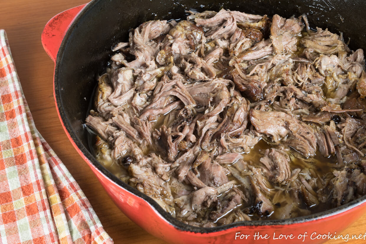 Chipotle's Carnitas (Copycat recipe)