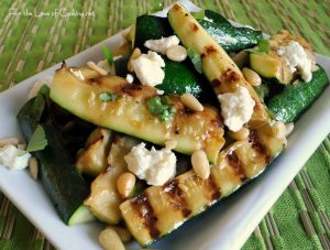 Zucchini Recipes–Sides and Sweets