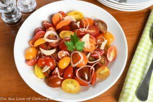 Tomato Recipe Round-Up
