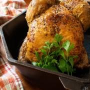 The Best Simple Roast Chicken