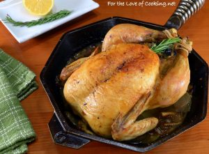 Whole Roasted Chicken Recipe Round-Up