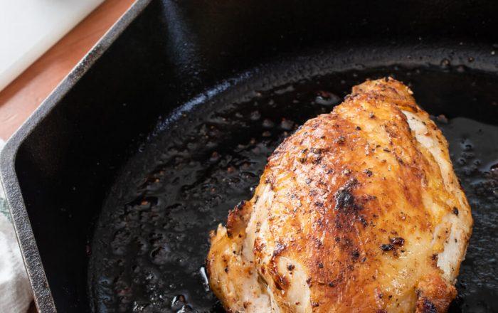 Roasted Bone-In Chicken Breast