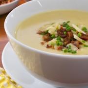 Best Potato Leek Soup