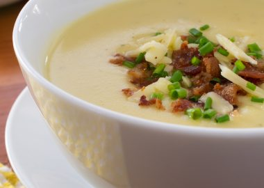Best Potato Leek Soup