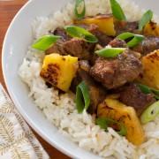 Pineapple Pork Adobo
