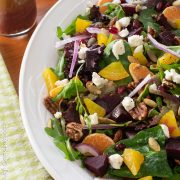 Roasted Beet Salad