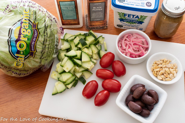 Greek Wedge Salad