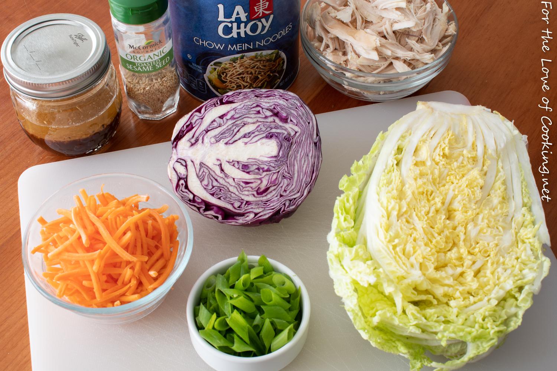 Chinese Chicken Salad