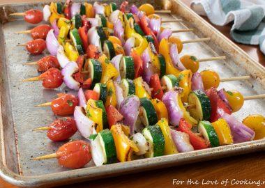 Fresh Summer Vegetable Recipes