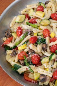 Easy Veggie Pasta